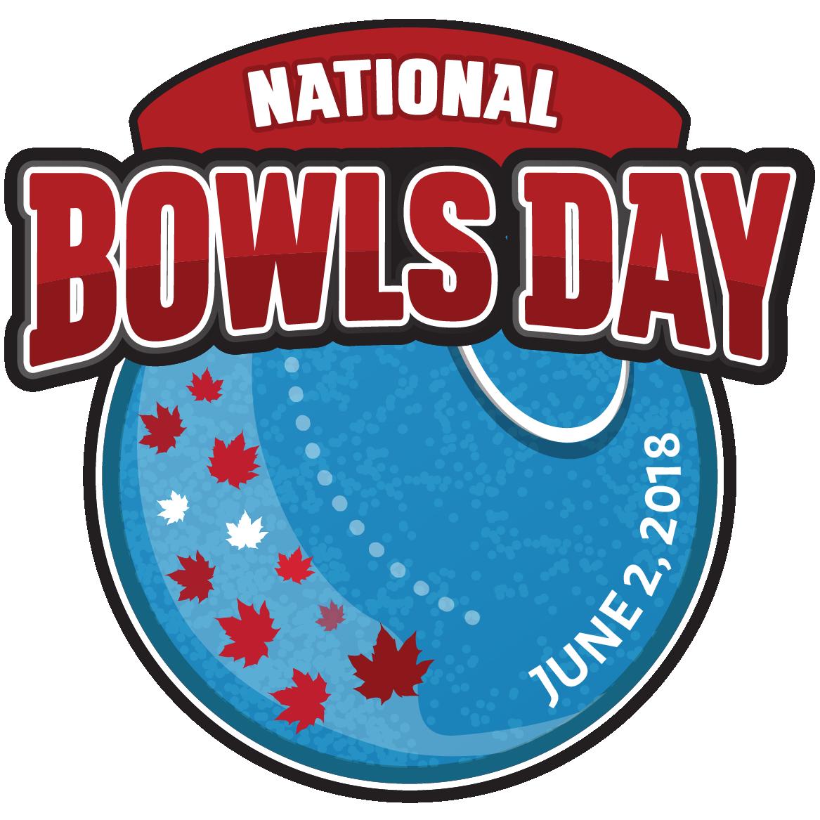 National Bowls Day Logo